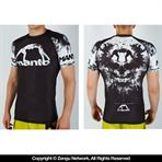 Manto Madness Short Sleeve Grappling...